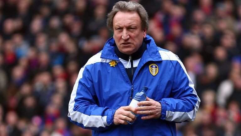 Neil Warnock: Leeds manager admits play-offs are unlikely