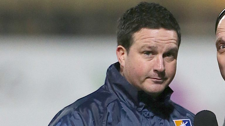 Paul Cox: Mansfield boss has signed Ollie Palmer