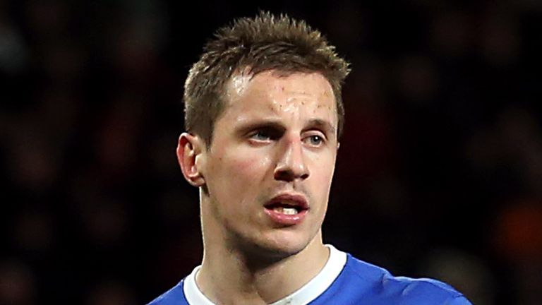 Phil Jagielka: Hoping to help Everton to a top-four finish