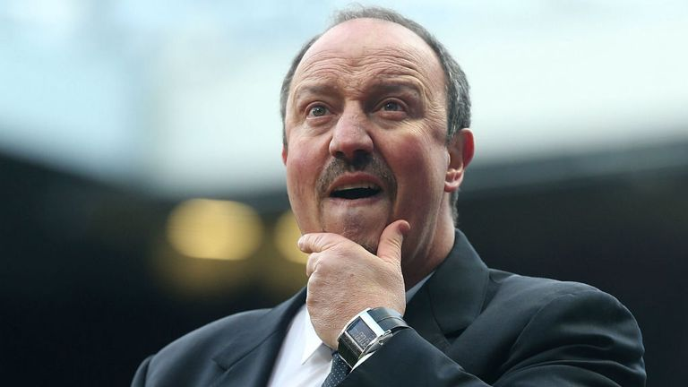 Rafa Benitez: Busy Easter weekend for Chelsea manager