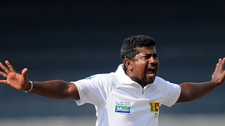 Rangana Herath: Celebrated his 35th birthday with a seven-wicket haul in Colombo