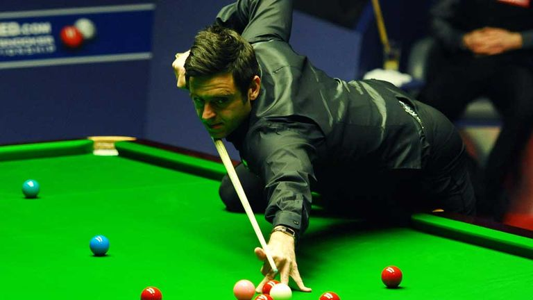 Ronnie O'Sullivan: Winner of the tournament in 2001, 2004, 2008 and 2012