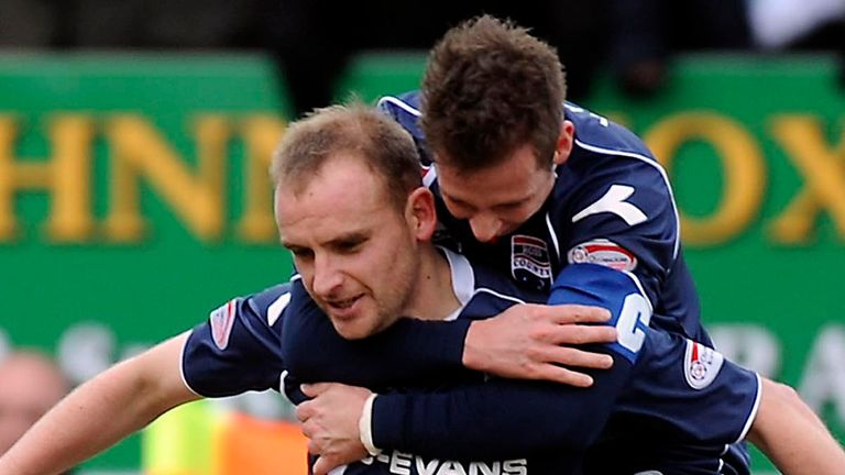 Grant Munro: Started a stunning Ross County comeback