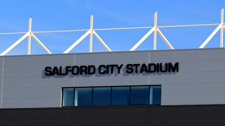 Salford: Are looking to Australia and New Zealand for a successor to Phil Veivers