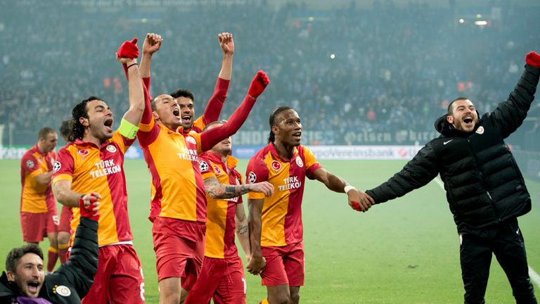 Galatasaray: Turkish champions coming to Shrewsbury
