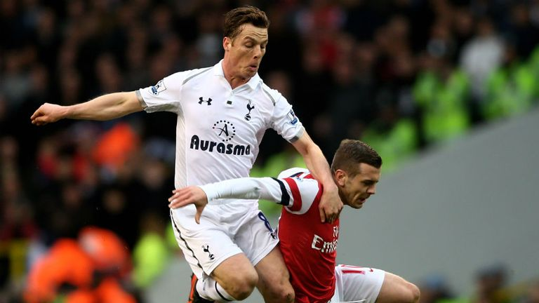Scott Parker: Tottenham midfielder confident they will hold their nerve