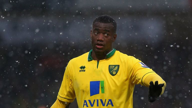 Seb Bassong was superb in defence for Norwich