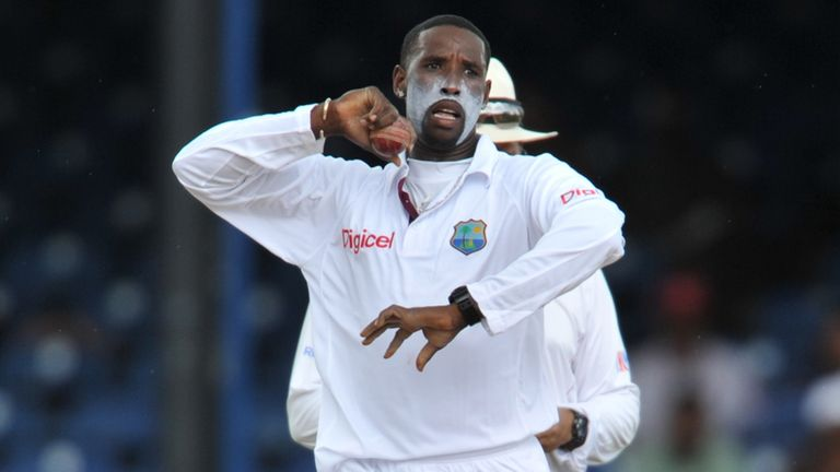 Shane Shillingford: West Indies spinner's action reported