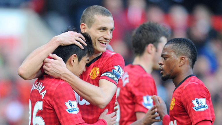 Nemanja Vidic: Yet to win FA Cup