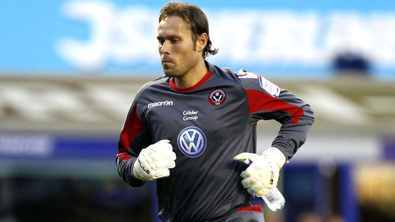 Steve Simonsen: Willing to discuss an extended stay in Scottish football