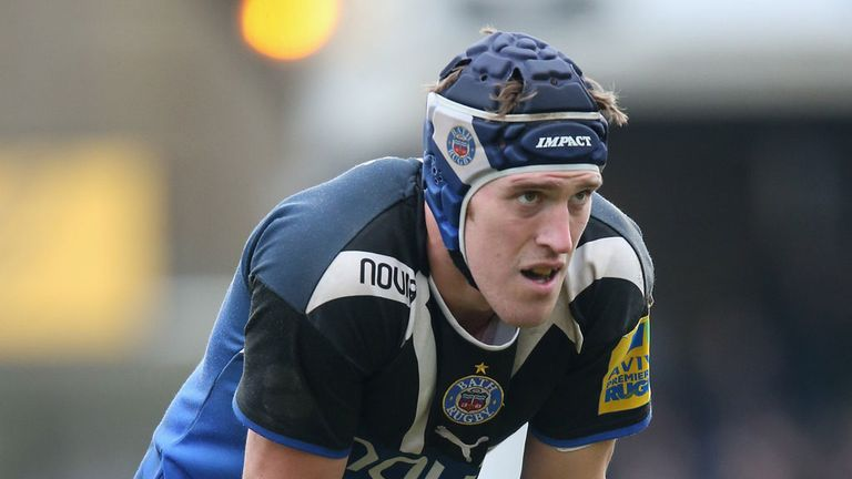 Ben Skirving: One of seven Bath players to leave at the end of the season