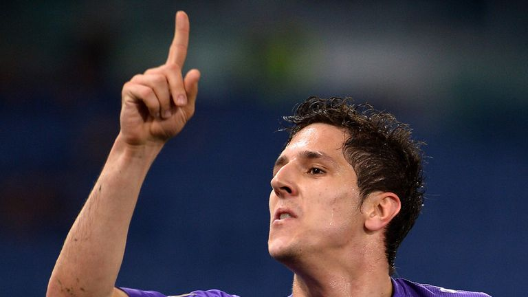 Stevan Jovetic: Would be tempted by England