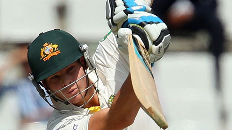 Steve Smith: Potential Ashes starter