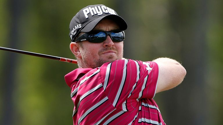 Steve Wheatcroft: Leads the way on 10-under