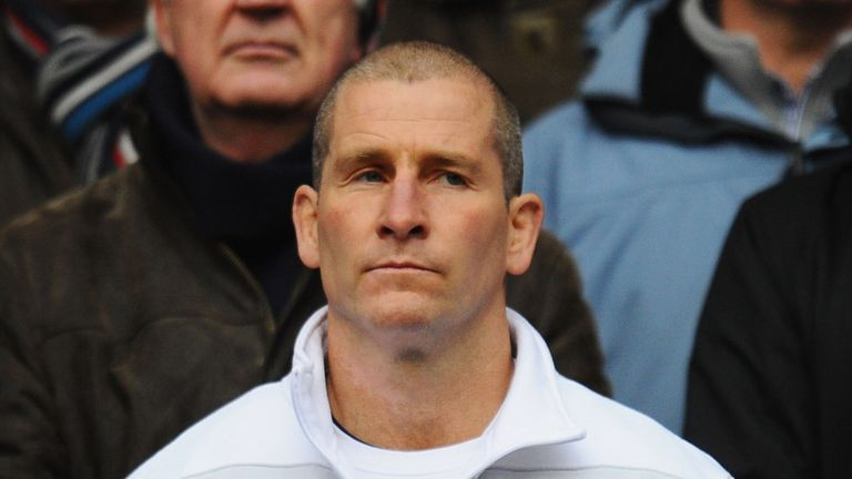Stuart Lancaster: Wants England to be a little cuter at the breakdown
