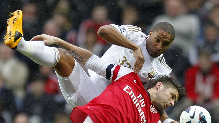 Ashley Williams: Signed a new contract in the autumn