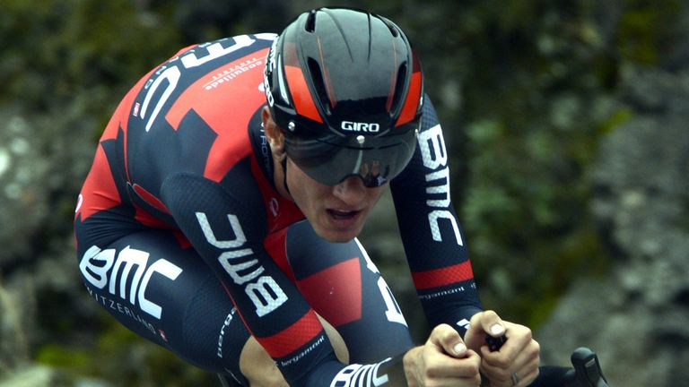 Van Garderen: the American youngster can challenge Froome and Contador, says Ed