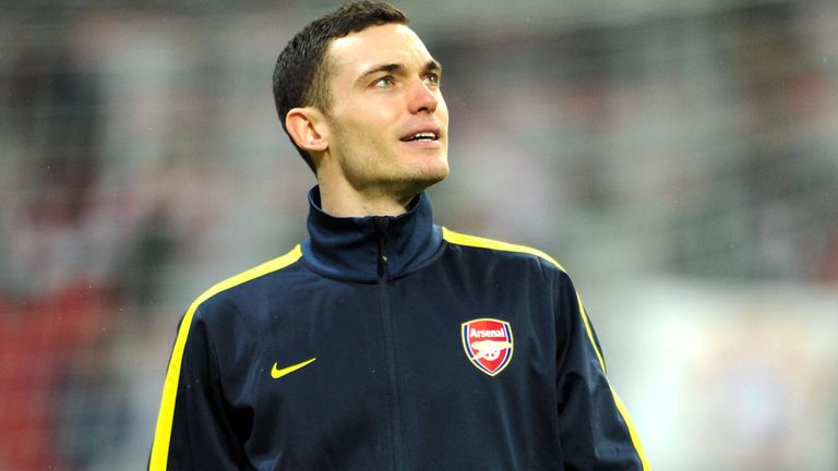 Thomas Vermaelen: Arsenal defender has a back injury