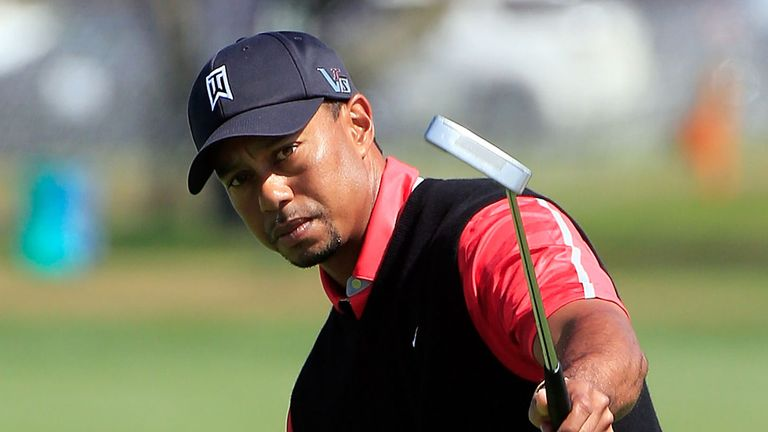Tiger Woods: On top of the world again
