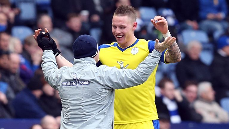 Connor Wickham: Has enjoyed his time at Sheffield Wednesday