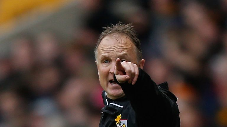 Sean O'Driscoll: Looking to guide Bristol City to promotion