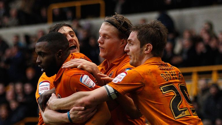 Wolves: Seeking to avoid relegation from Championship