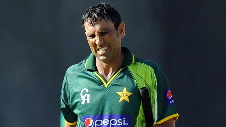 Younus Khan: Will not feature for Pakistan in Champions Trophy