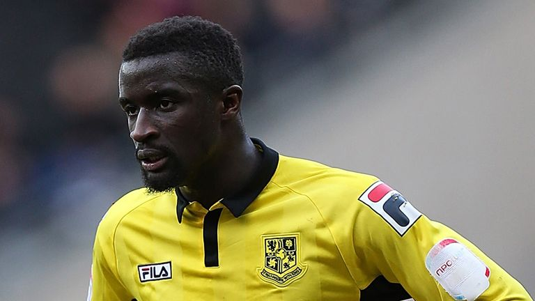 Zoumana Bakayogo: The left-back has offers from the Championship and League One