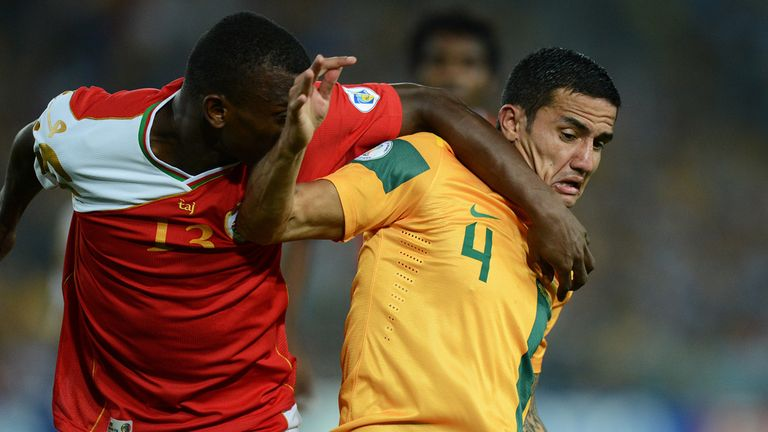 Tim Cahill: Named in Australia squad for qualifiers