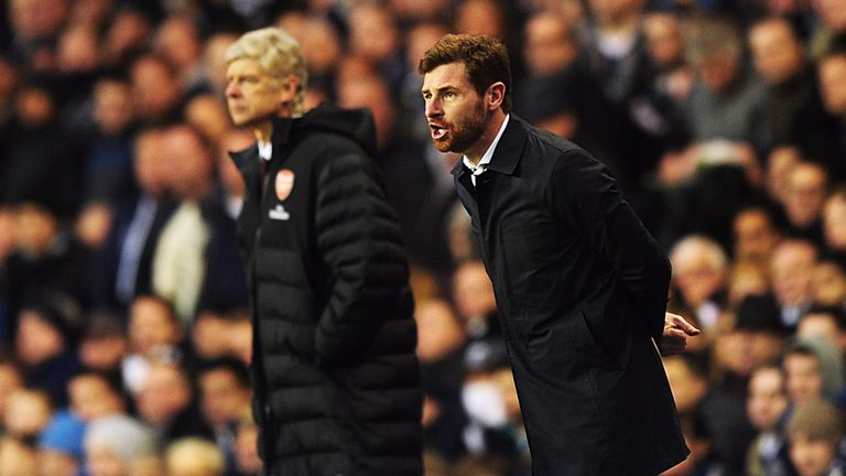 Wenger & Villas-Boas: who will be celebrating on the final day?