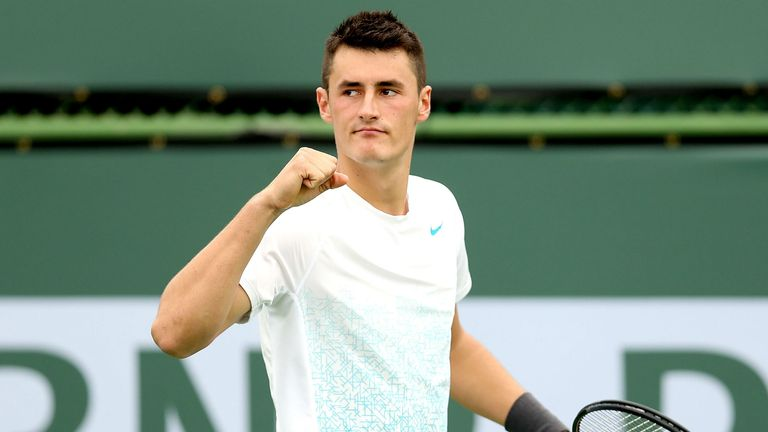 Which Bernard Tomic will show up against Andy Murray?
