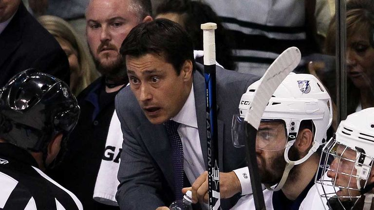 Guy Boucher: Fired as Tampa Bay coach