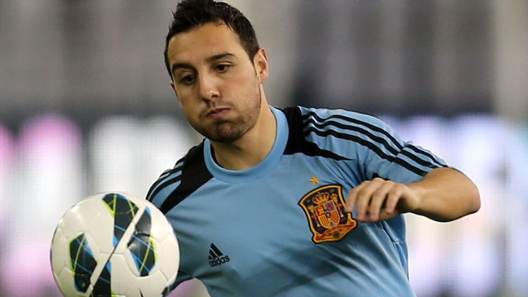 Santi Cazorla: Hopeful of a Spanish revival