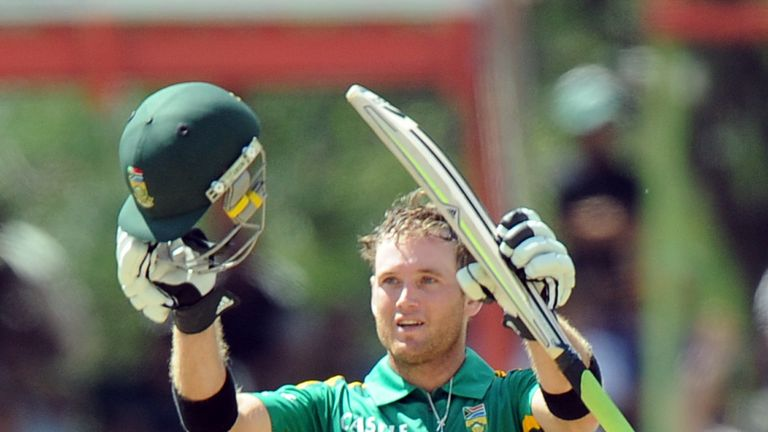 Colin Ingram; South Africa international to feature for Somerset