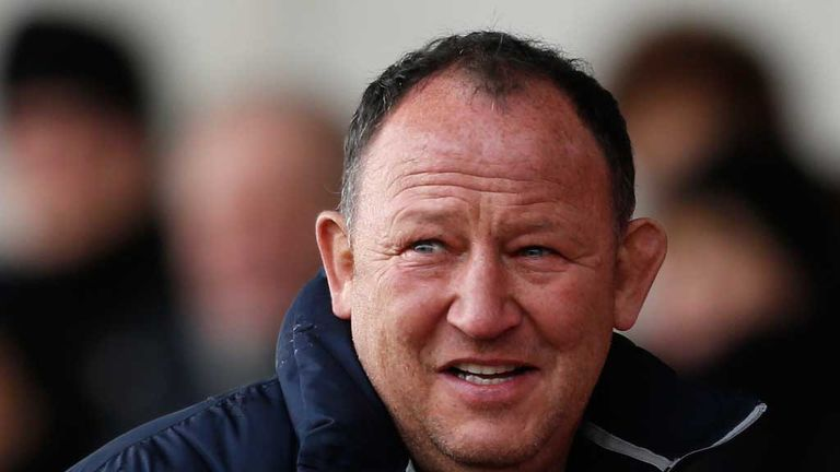 Steve Diamond: Delighted with three important points in relegation battle