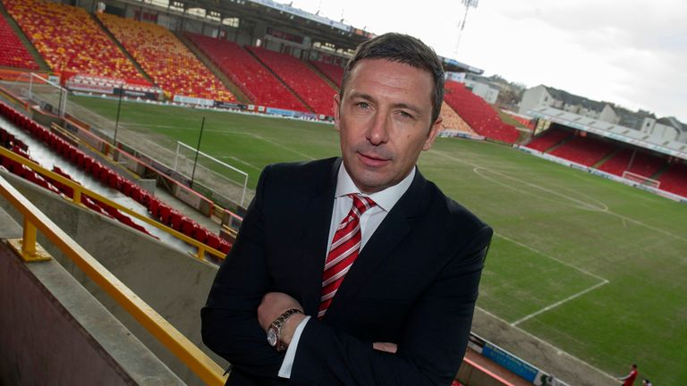 Derek McInnes: 'I thought we were well worthy of the point but didn't do enough to win the game'