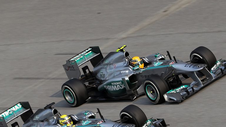 Mercedes: Can they make it back-to-back Chinese GP wins?