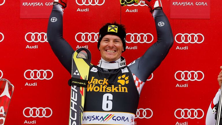 Ivica Kostelic: Clinched his 28th World Cup title