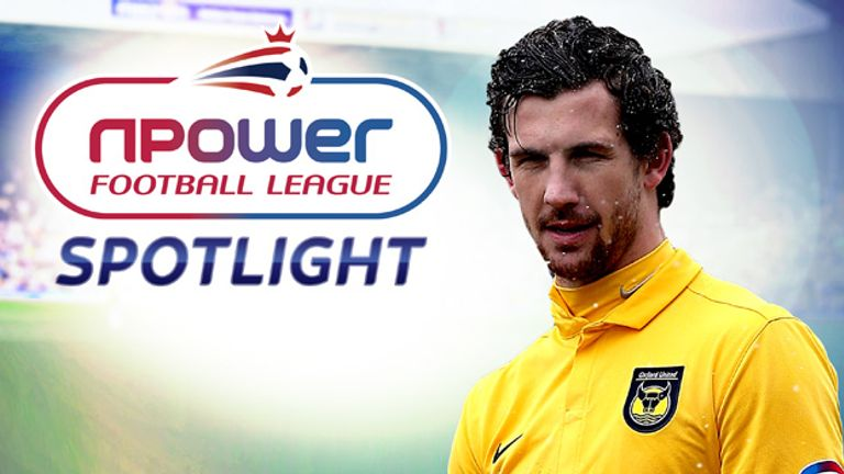 Jake Wright: Hoping to see Oxford end the season on a high