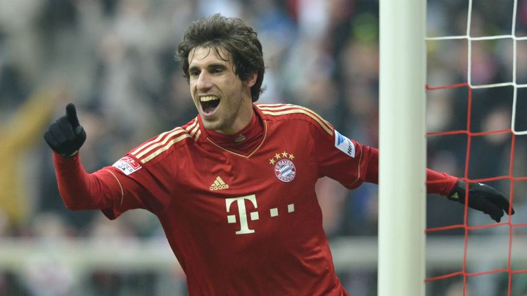 Javi Martinez: Set to be a key figure in midfield for Bayern Munich