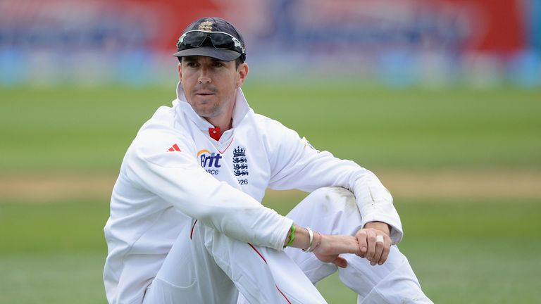 Kevin Pietersen: Out of Champions Trophy