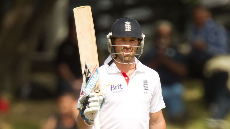 Matt Prior: Pleased with England's efforts on day two