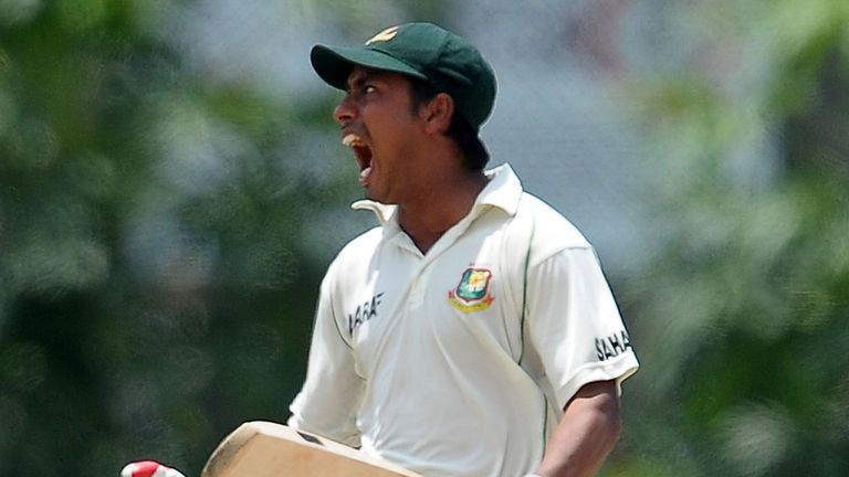 Mohammad Ashraful: Hit 189 not out