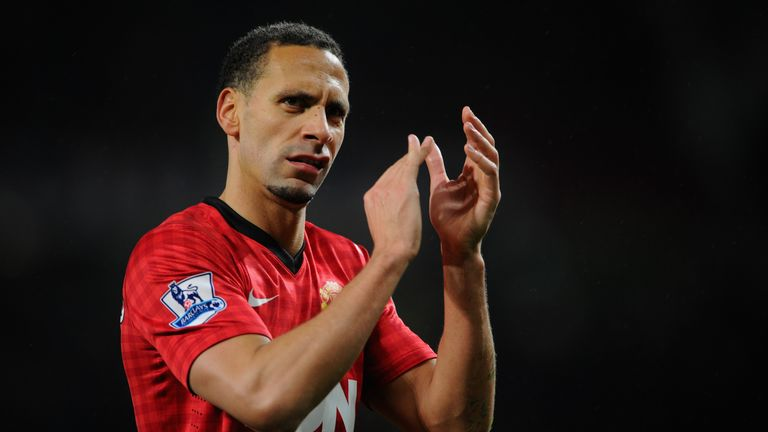 Rio Ferdinand: Manchester United defender wants to keep playing in the big games