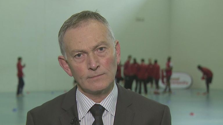 Richard Scudamore: Premier League chief executive