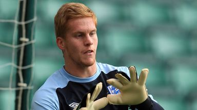 Ben Amos: Keeps place in goal for Bolton