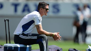 Kevin Pietersen: Will now undergo a second scan next week