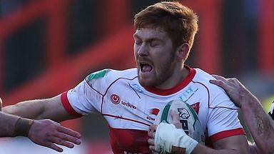 Kris Welham: Managed a score in Hull KR's heavy defeat