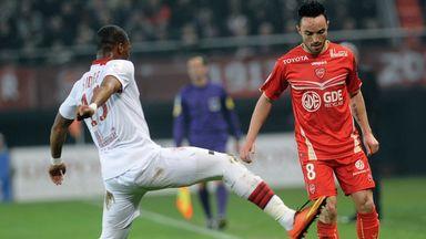 Gael Danic: Lyon new boy