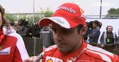Massa targets podium finish